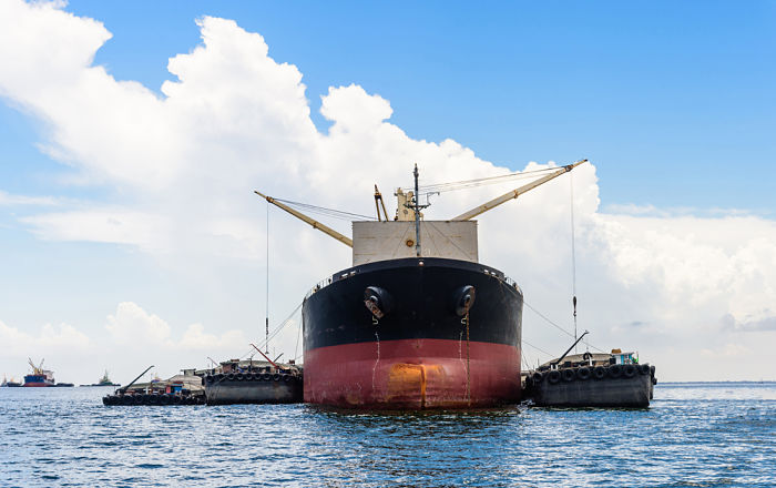 bulk-carrier-cargo-dispute