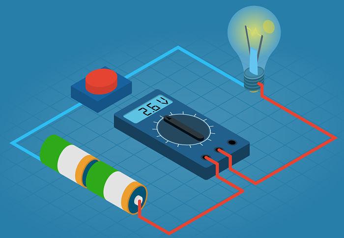 GMDSS Battery test