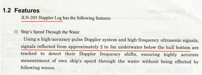 Here is All You Need to Know About Doppler Log - MySeaTime